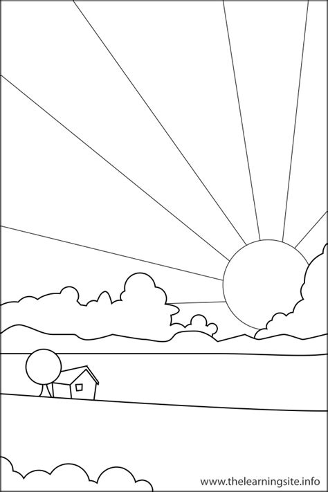 Free Coloring Pages Of Landforms Landforms Coloring Pages