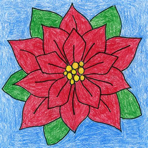 poinsettia craft projects poinsettia flowers projects for