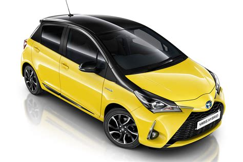 toyota yaris toyota yaris yellow edition brightens up yaris range