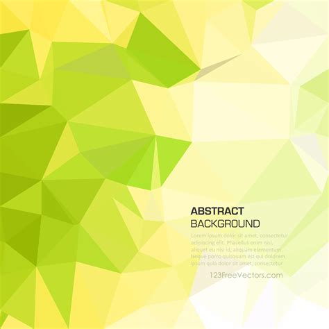 background design green and yellow green abstract clipart clipground