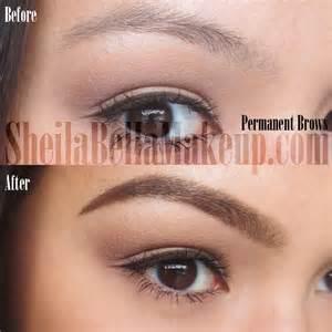 Permanent Makeup Permanentbrowspowder