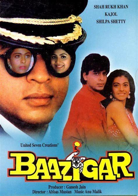 list   bollywood movies baazigar cinemaz world