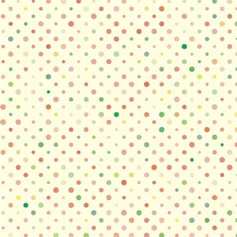 free dot vector pattern background free vector cute polka dots pattern free vector 7722 my