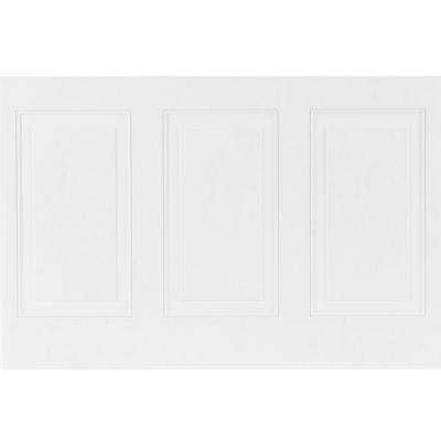 White Wainscoting Home Depot by White Wainscoting Wall Paneling The Home Depot