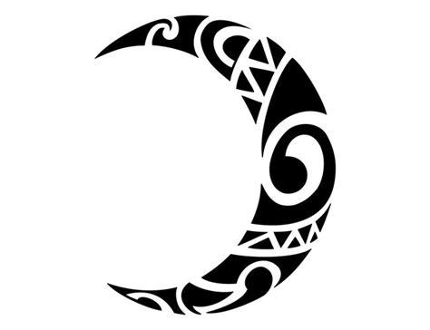 pattern moon tattoo tribal pattern moon tattoo tattoos i fuck with