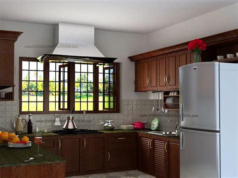 evens construction pvt  beautiful kitchen interior
