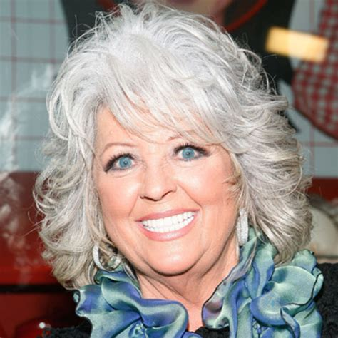 is paula deens hairstyle good for thin hair paula deen chef television personality biography com