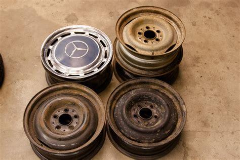 hubcaps  rims ww mercedes benz turbo