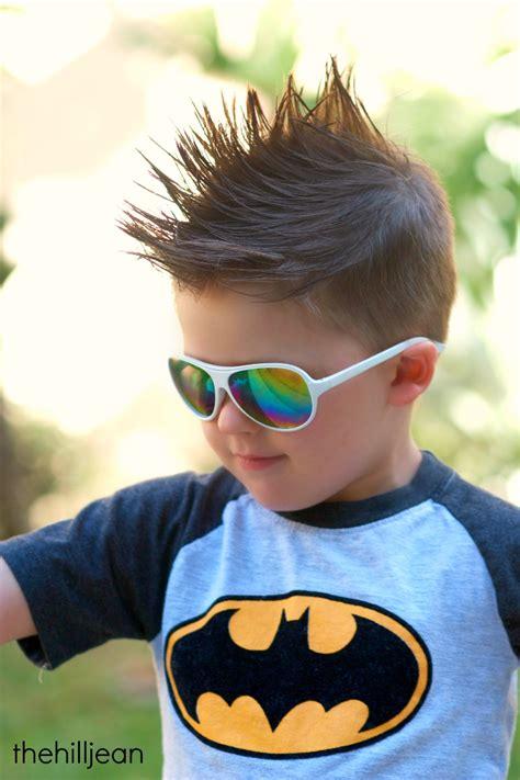 mohawk haircuts for little boys cute little boys hairstyles 13 ideas how does she