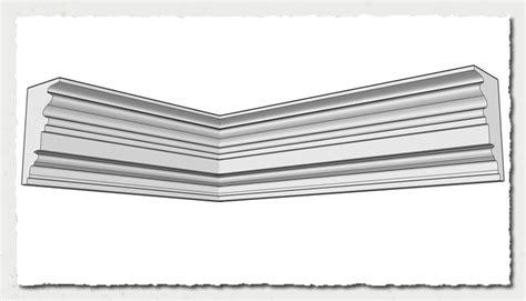 Fibrous Plaster Mouldings Parlington Exle Of Fibrous Plaster Cornice