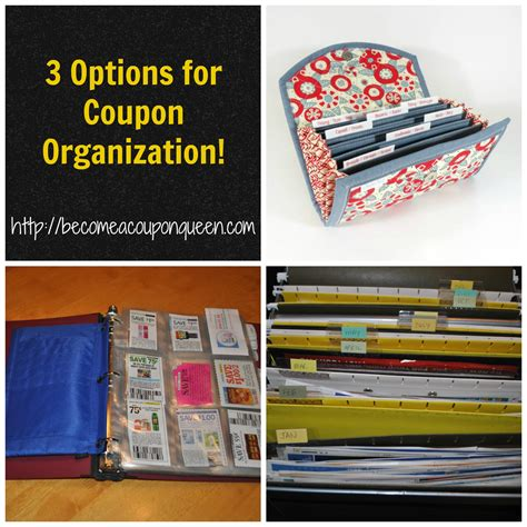 organization labels your file folders coupons binders 3 options for coupon organization expandable folder