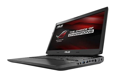 Asus Rog G750jz Gaming Laptop 4 I7 Haswell asus g750jz xs72 notebookcheck it