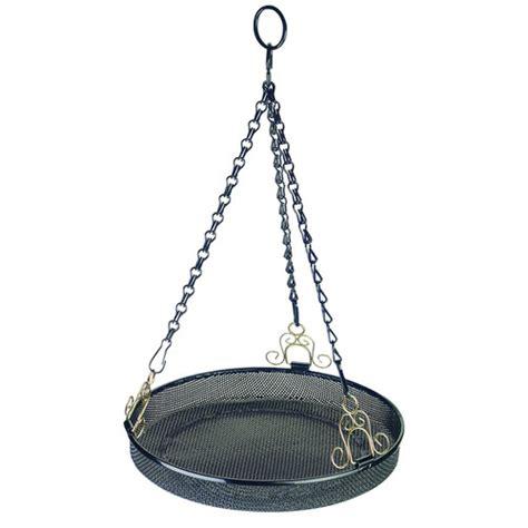 gardman wild bird hanging tray platform bird feeder