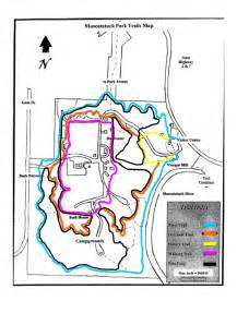 Brown County State Park Map by Muscatatuck State Park