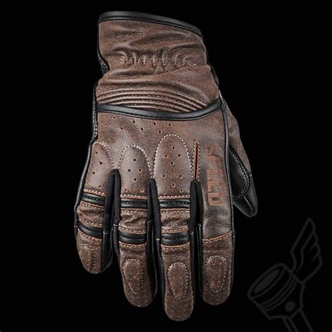 Motorradhandschuhe Braun by Speed And Strength Rust And Redemption Gloves Pictures