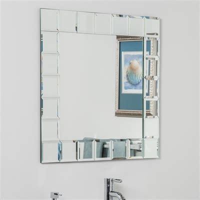 square bathroom mirror decor ssm414 1s montreal square bathroom mirror