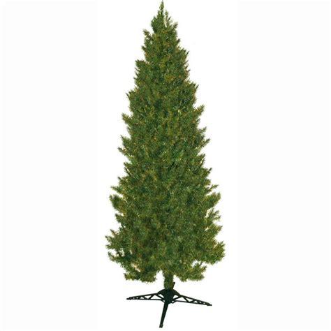7 ft spruce tree general foam 7 ft slender spruce artificial