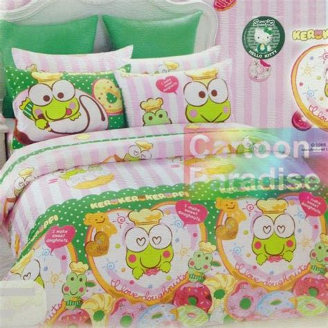 Bc Pajamas Keropi Keropi Green 114 best images about pochacco keroppi on travel tickets vintage and fitted sheets