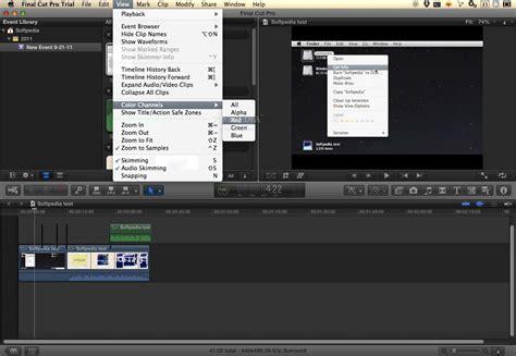 final cut pro update download final cut pro mac 10 4 2