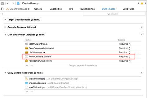 github tutorial stack overflow ios rw iosframework tutorial possible bug using bundle