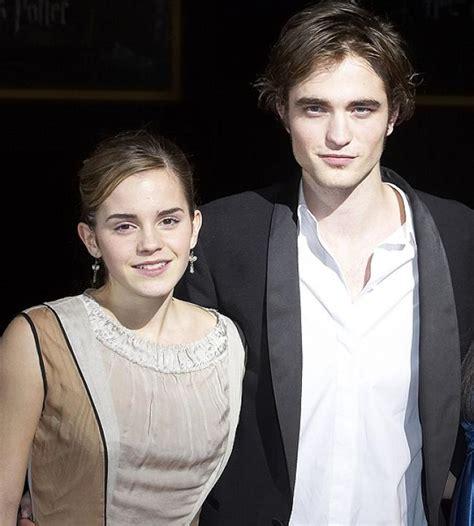 Emma Watson And Robert Pattinson | robert pattinson emma watson images robert pattinson and
