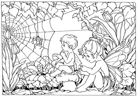 world of fairies coloring book books coloring pages