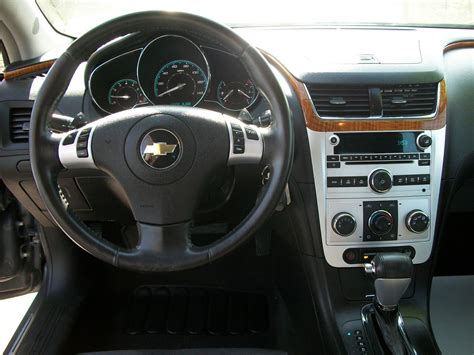 2009 Malibu Interior by 2009 Chevrolet Malibu Pictures Cargurus