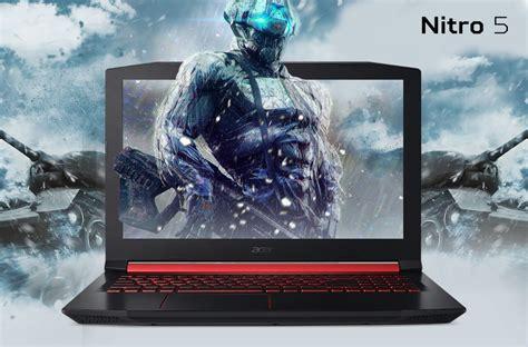 Harga Acer Nitro 5 2018 laptop nitro 5 ideal untuk gamer casual resmi acer