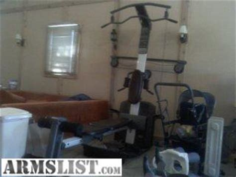 armslist for sale weider xp800 platinum home