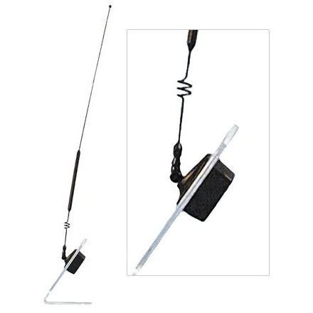 midland 18 259w glass mount vhf weather antenna