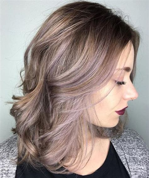 cute hairstyles for highlights modern super hot medium hairstyles with cute hair color