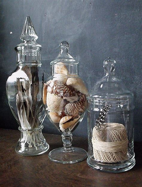 Decorating Ideas Glass Jars 18 Ideas To Decorate With Apothecary Jars Decoholic