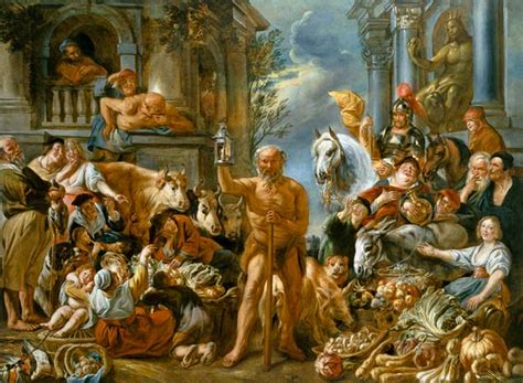 Diogenes L by Philosophy 8 Democritus Diogenes Eric Gerlach