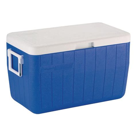 coleman 48 qt chest cooler 3000000152 the home depot