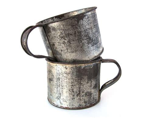 tin cup vintage tin cup denmark