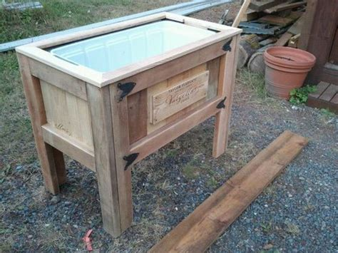 patio deck cooler stand by morewoodplease