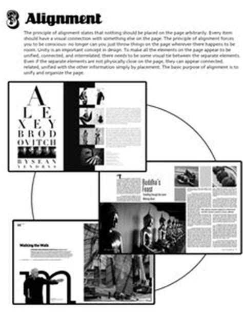 graphic design page layout rules digication e portfolio erin mcginnis compositional