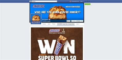 Snickers Super Bowl Sweepstakes - snickers super bowl satisfaction game over 195 000 in prizes