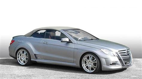 Mercedes Coupe Convertible by Mercedes E Class Coupe Convertible By Fab Design