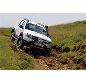 Renault Duster Test Drive By Arab Tuning Team Car