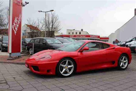 Auto Center Eutritzsch by 360 Modena F1 Xenon Leder Tolle Angebote In