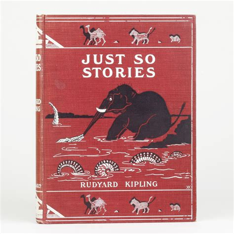 just so stories macmillan just so stories by kipling rudyard jonkers rare books