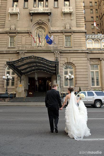 Calgary's Best Wedding Venues   The Fairmont Palliser