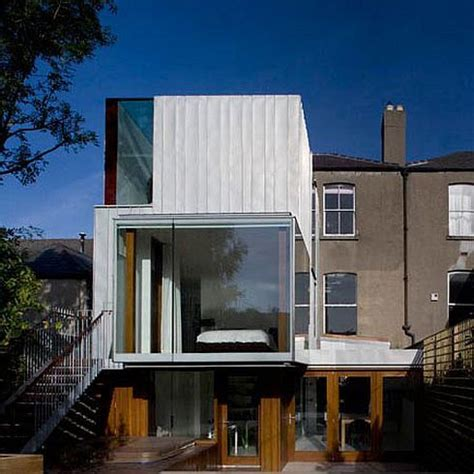 extension architecture contemporary terrace extension to style bridport
