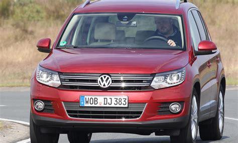 Wann Kommt Der Neue Tiguan by Vw Tiguan 2015 Neue Diesel Autozeitung De