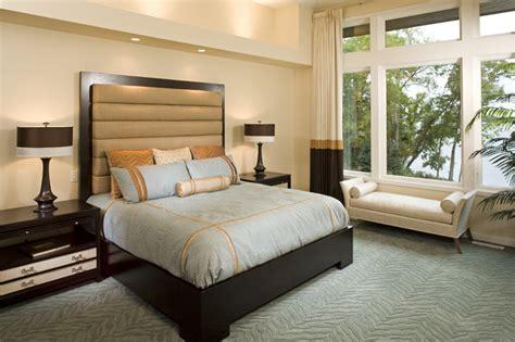 Masterful Suite Contemporary Bedroom Minneapolis Eminent Interior Design
