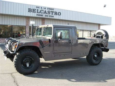 hummer 2 door purchase used 1999 hummer h1 2 door 6 5l in grand junction
