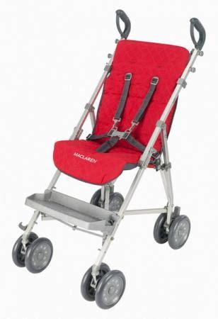 poussette maclaren inclinable dossier en sortie poussettes adapt 233 s et fauteuils
