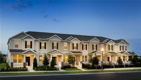 what is a townhome summerlake townhomes winter garden fl new homes in