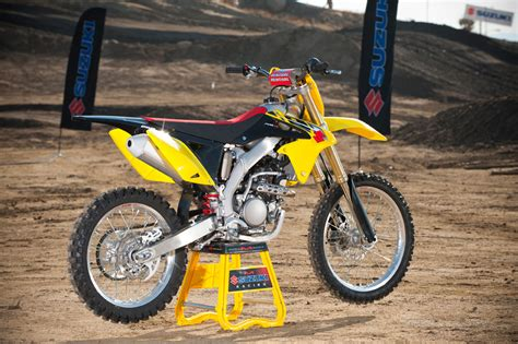 2014 Suzuki Rmz250 2014 Suzuki Rm Z250 Review Ride
